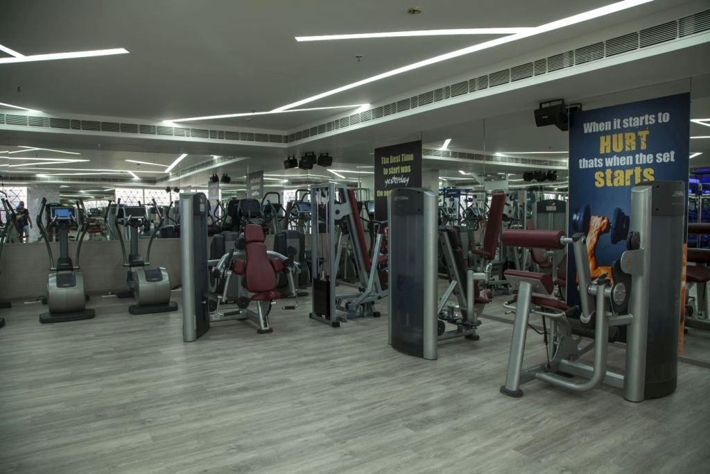 The gym club mumbai