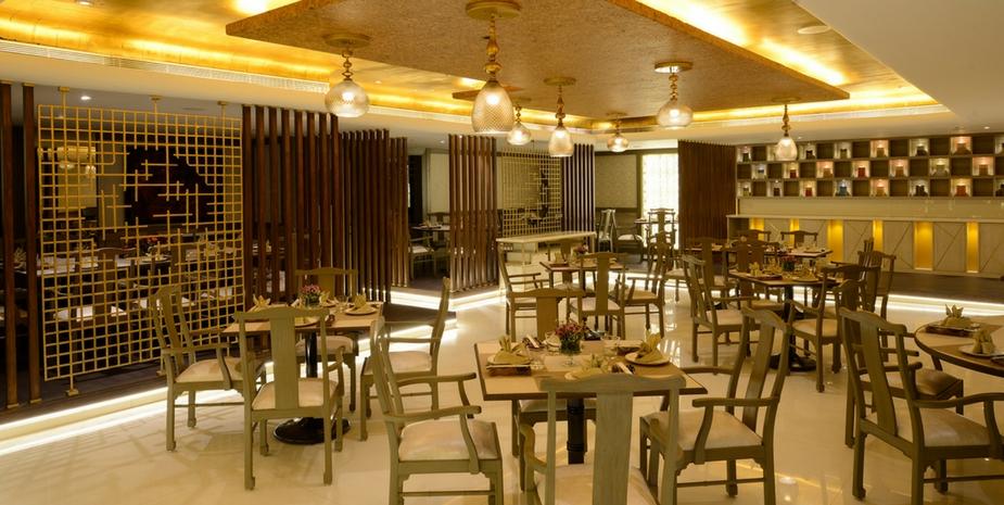 Oriental Wok at The Club