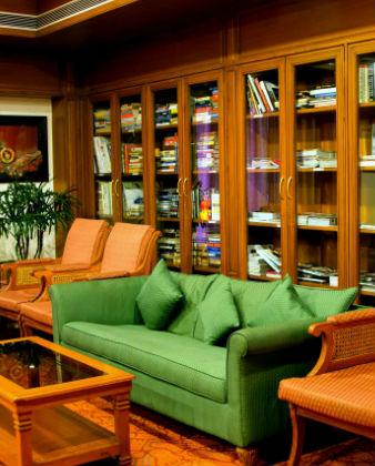 Reading Lounge @ The Club Mumbai