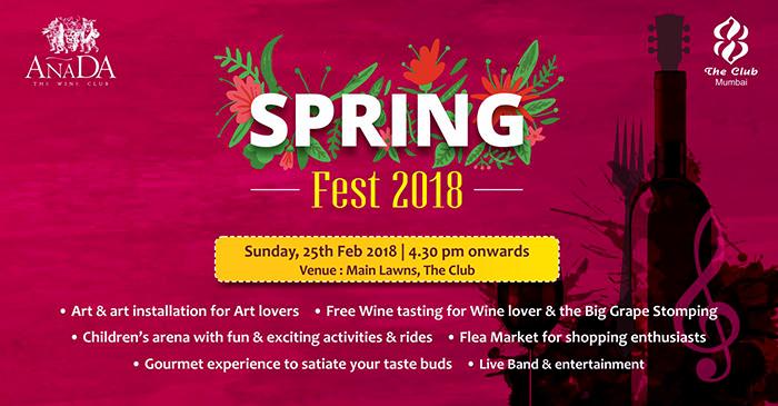 Anada Spring Fest 2018