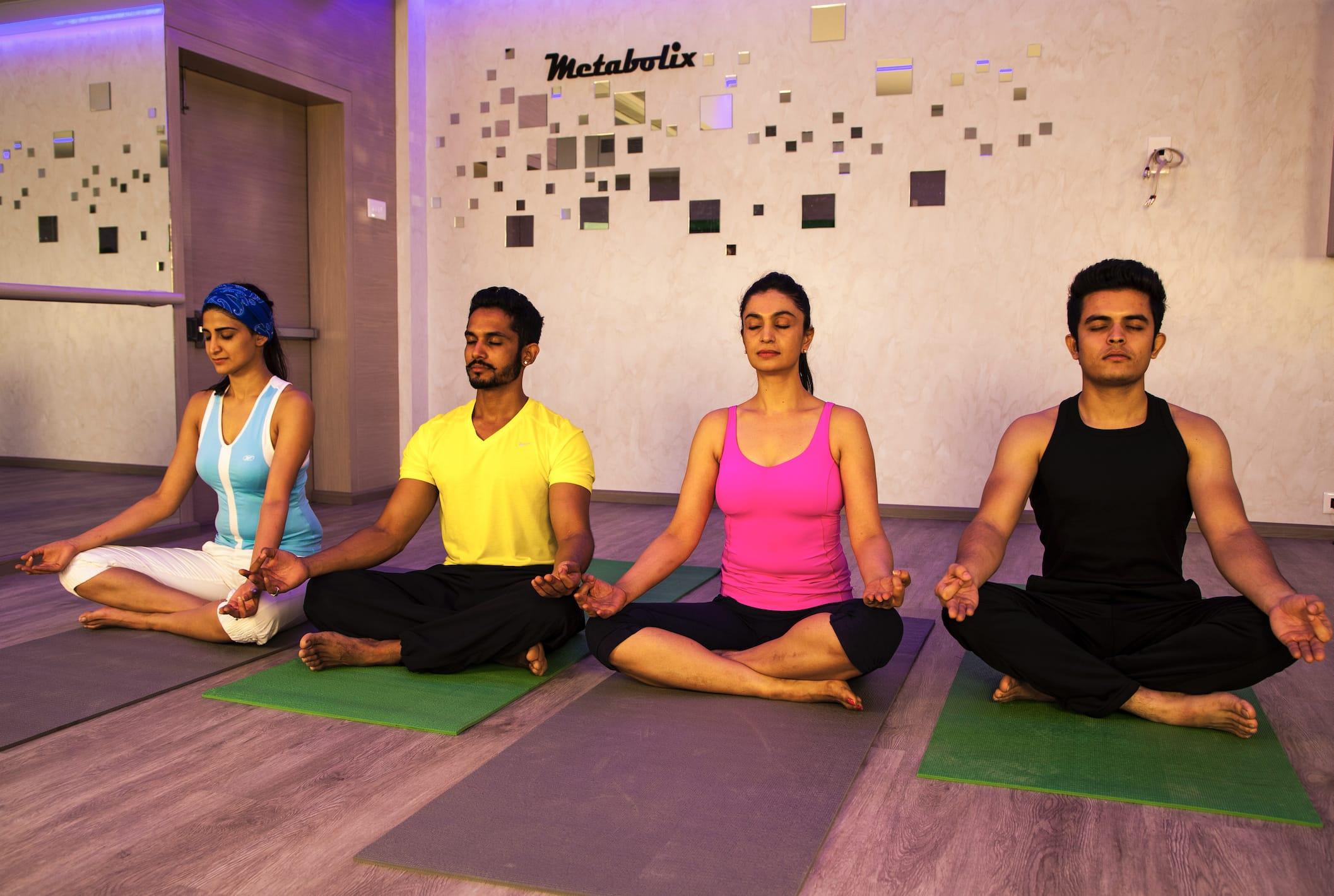 Yoga Classes at The Club, Andheri
